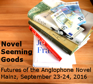 Interdisciplinary Conference: Novel – Seeming – Goods