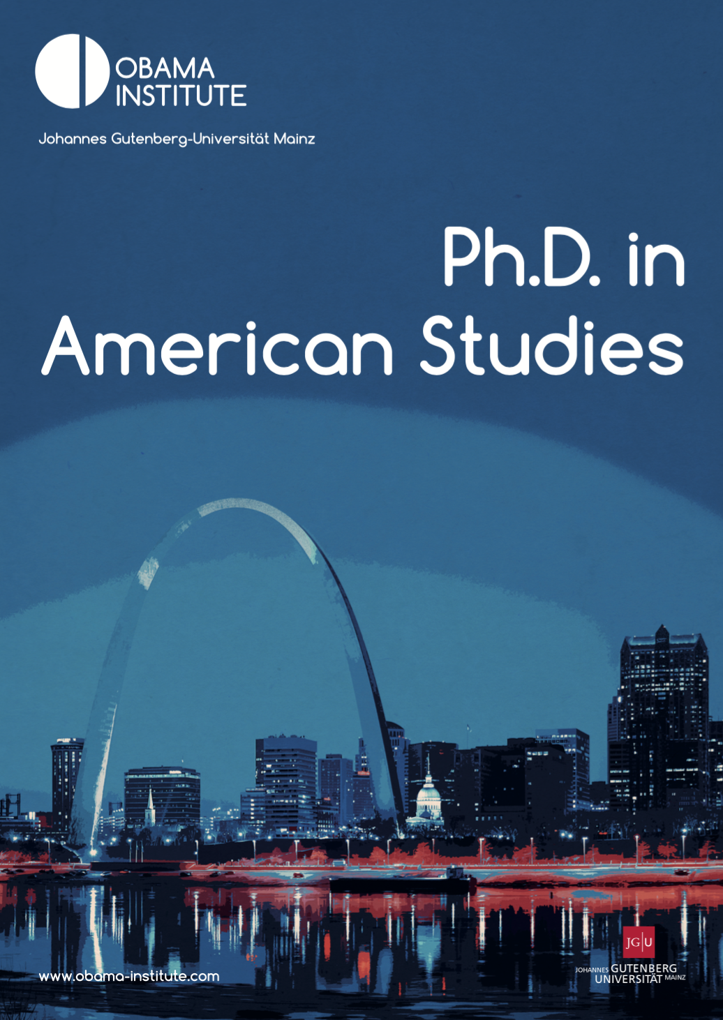 Ph D  in American Studies   Obama Institute for Transnational