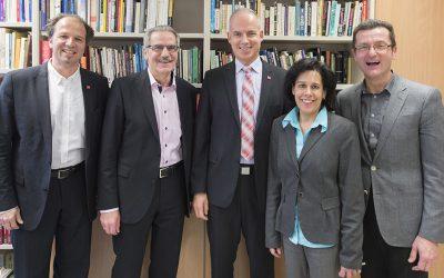 Obama Institute betreibt Amerikaforschung von der Kolonialzeit bis ins 21. Jahrhundert